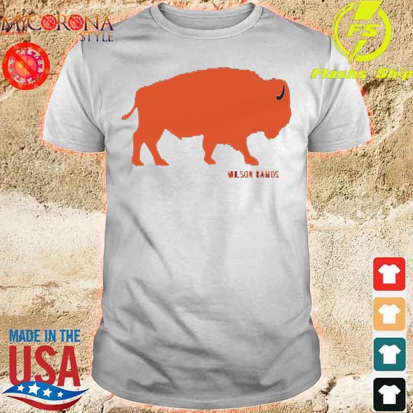 Buffalo Wilson Ramos shirt