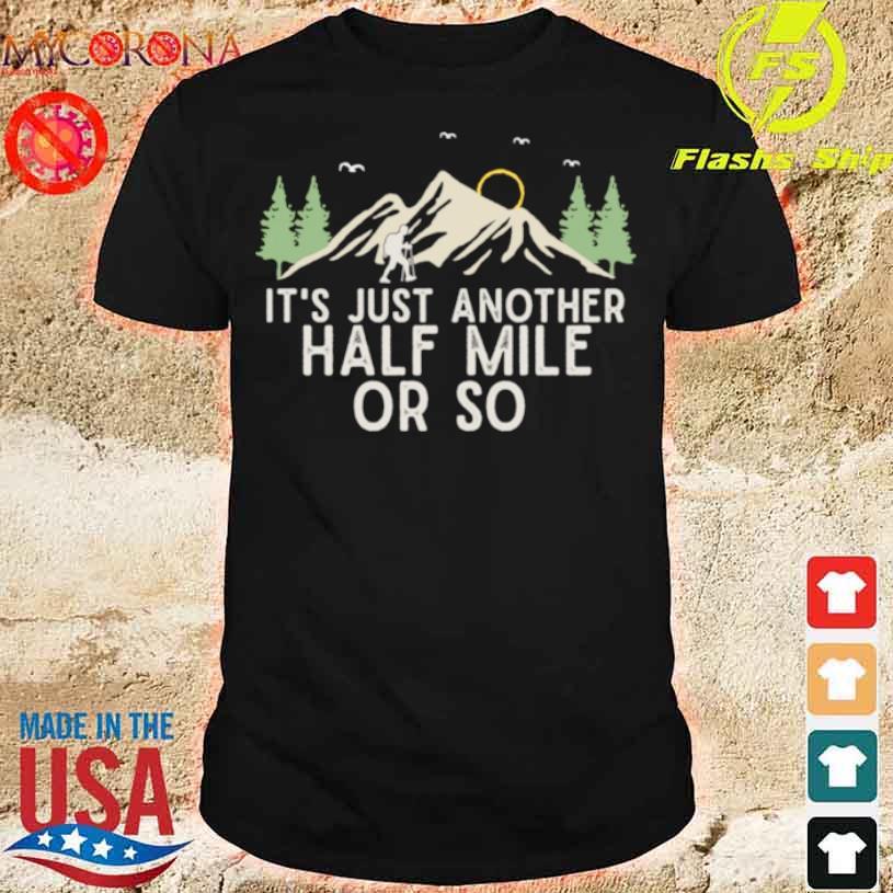 Mountain Hiking Enthusiast Outdoor Nature Hiker Shirt