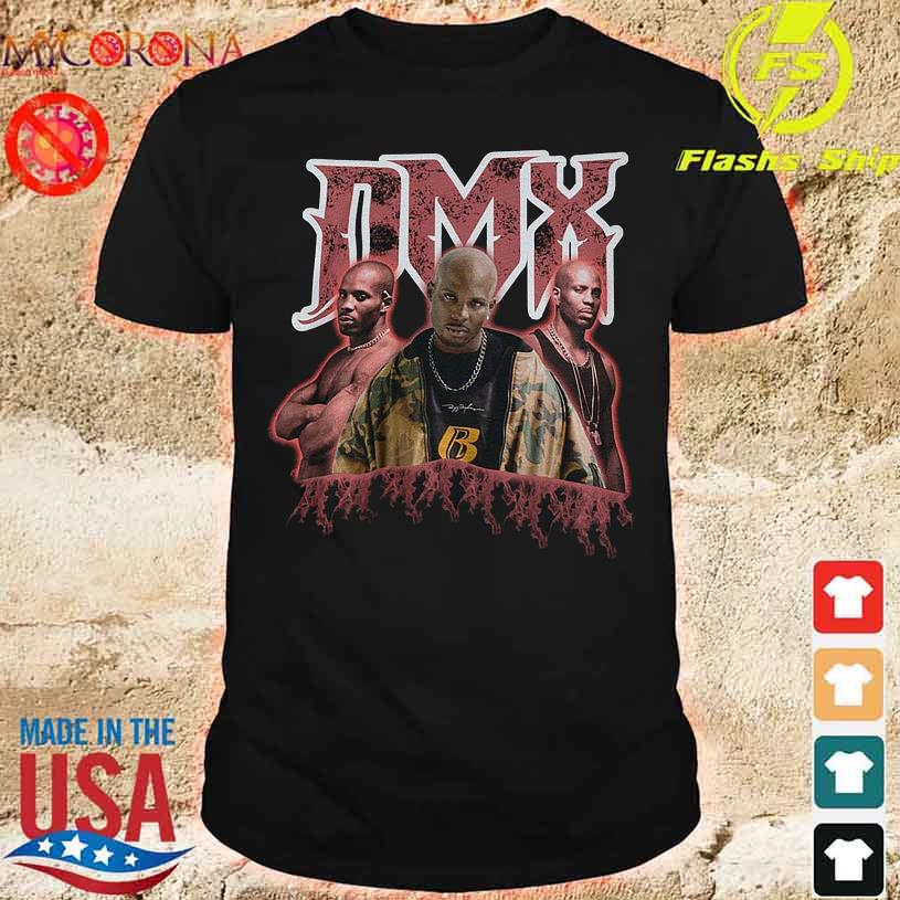 Rip Legends DMX Dogs shirt