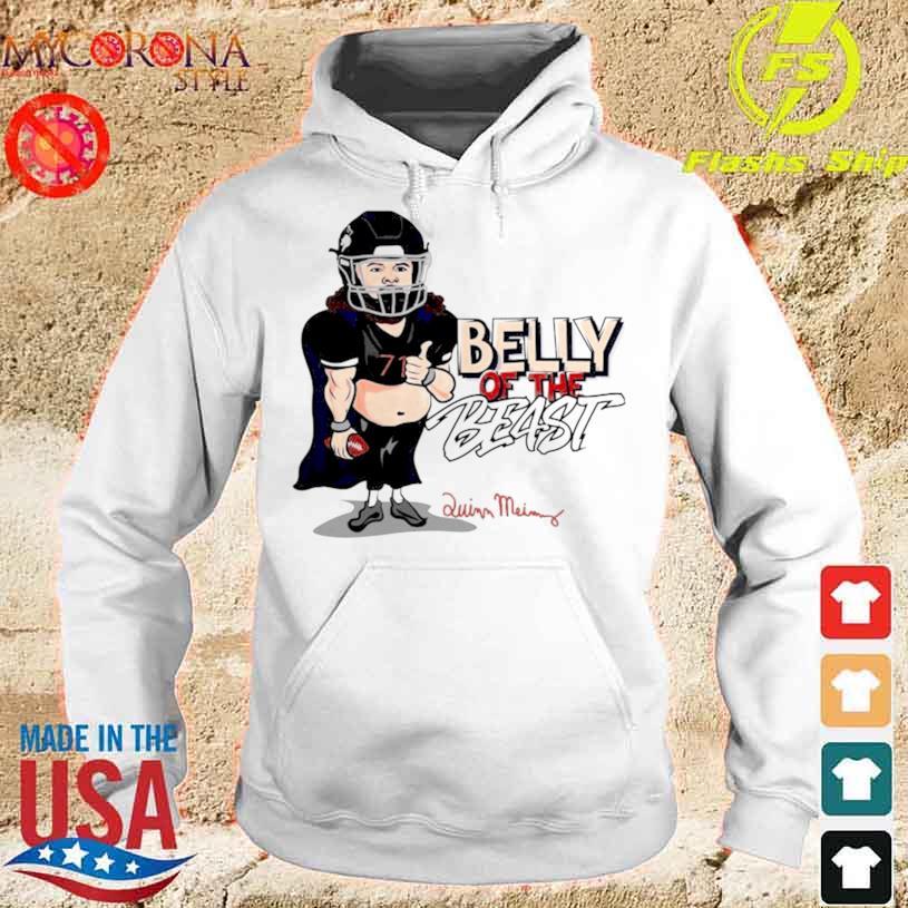 Belly Of The Beast Shirt hoodie