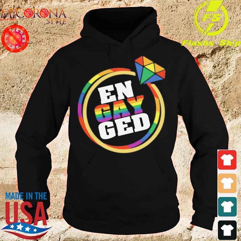 Lgbt En Gay Ged Shirt hoodie