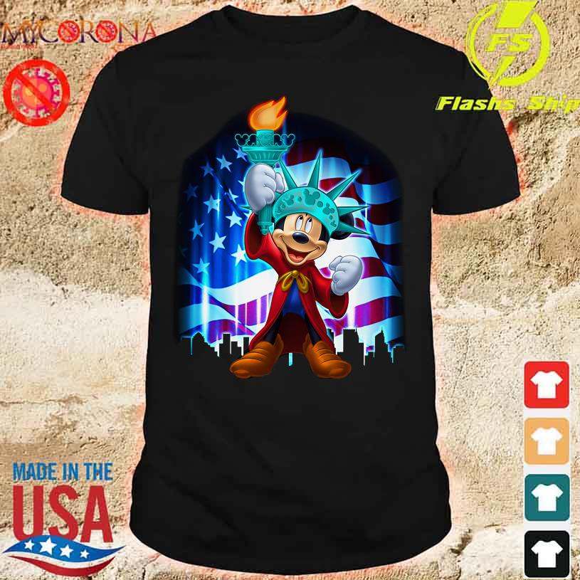 Liberties Mickey Mouse American shirt