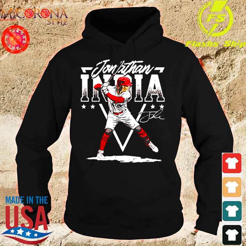 Official Jonathan India signature s hoodie