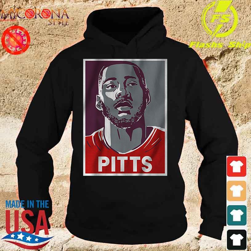 Official Pitts s hoodie